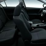 2012 Mazda3 SKYACTIV interior