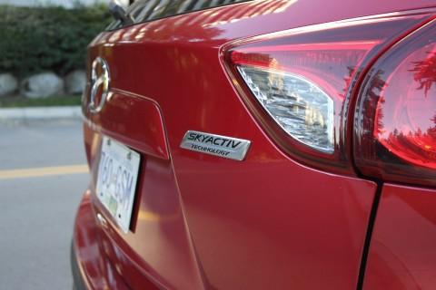 2014 Mazda CX5 with SKYACTIV Technology