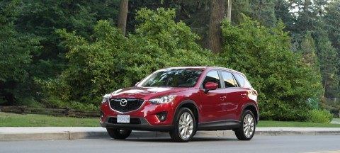 2014 Mazda CX5 with SKYACTIV Technology