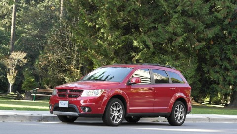 2013 Dodge Journey RT AWD