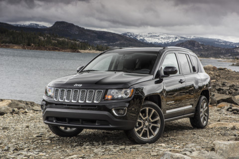2014 Jeep Compass with active 4 wheel drive