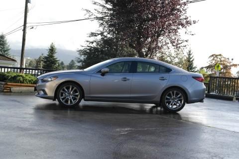 2014 Mazda 6 Grey Exterior
