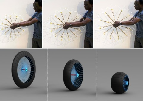 Ackeem Ngwenya roadless wheel