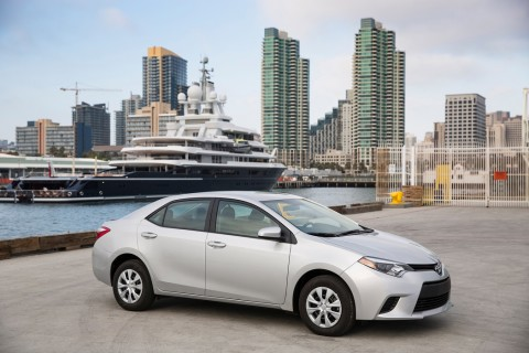 All New 2014 Toyota Corolla