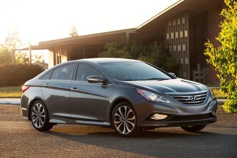2014 Hyundai sonata 2.0T Exxterior