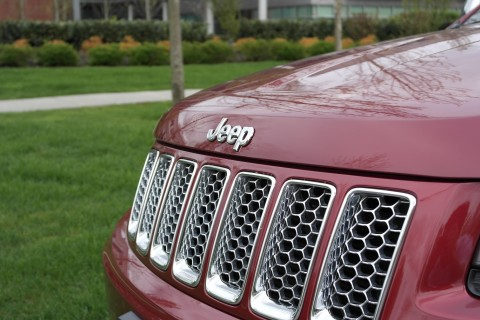 Eco diesel Front Grille