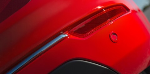 2014 Ford Fiesta Park Sensor