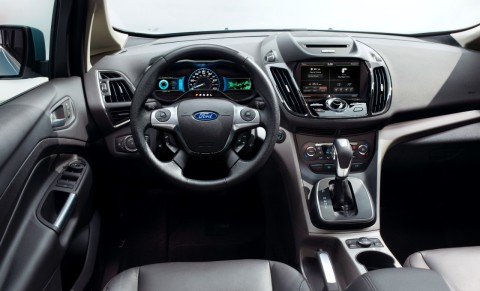 Ford C-Max Lether Inteerior