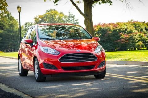 2014 Ford Fiesta 1.0L