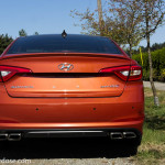 2.0T Limited Rear View