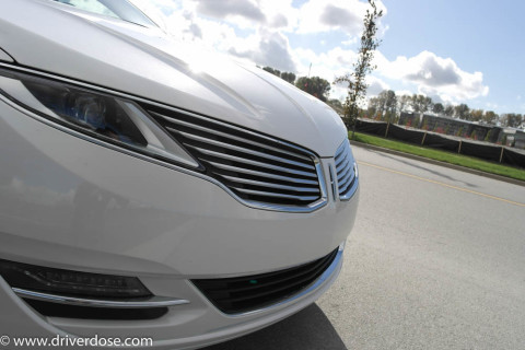front grille hybrid 2.0 pearl white