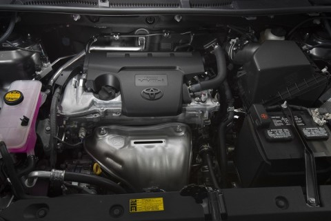 2.5l I4 engine