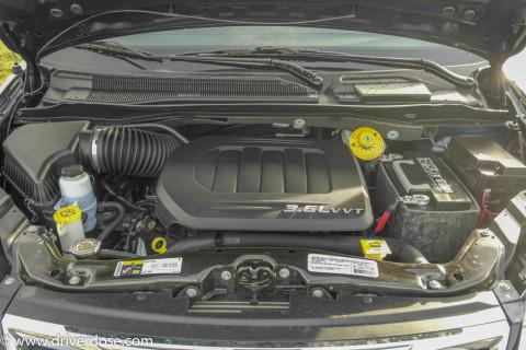 3.6L Pentastarr V6