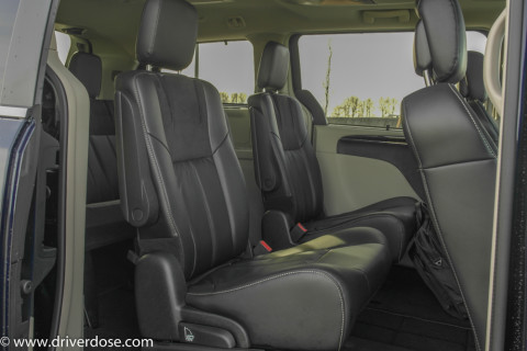 rear seats, legroom