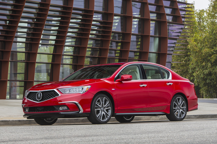2018 acura rlx test drive review ratings specs driver dose