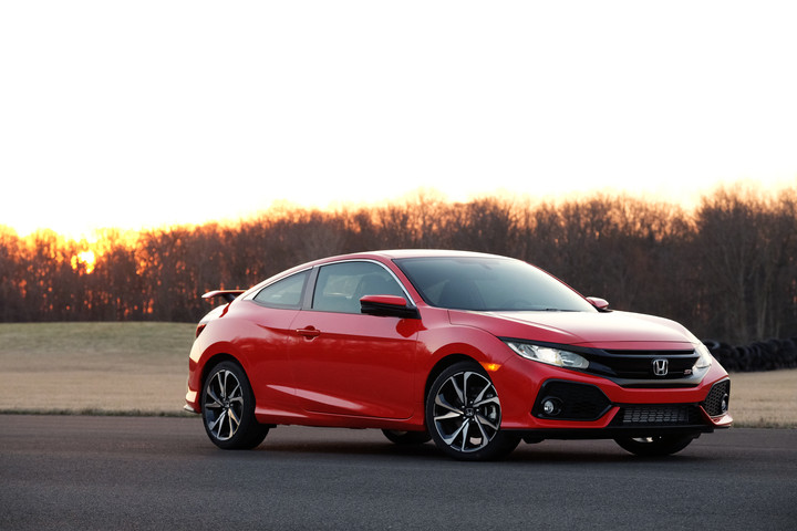 2018 Honda Civic SI U2013 Test Drive, Review, Ratings, Specs