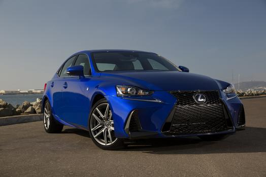 2018 Lexus Is 350 Awd Test Drive Review Ratings Specs