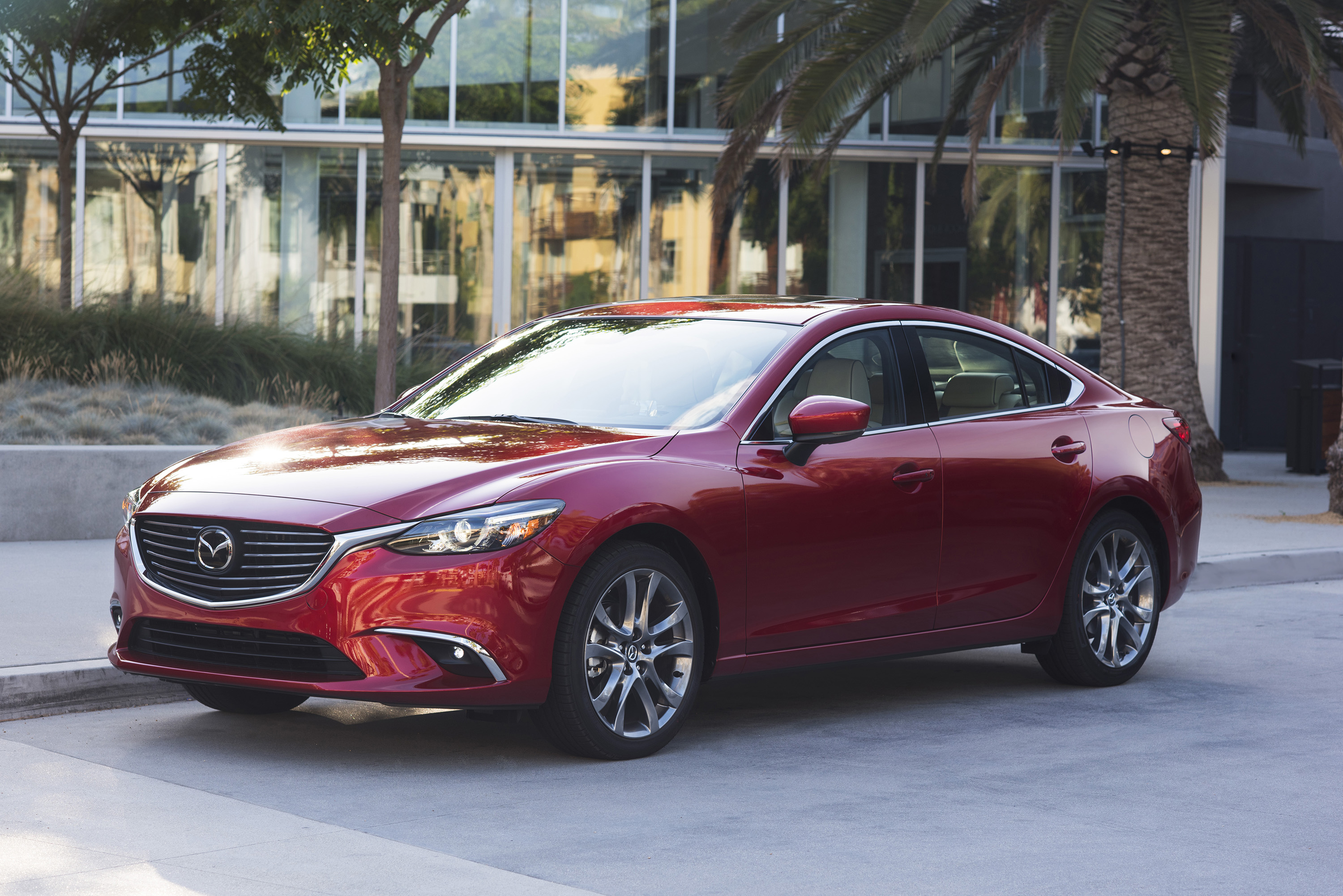 The Mazda 6 Sedan Is A Smooth Sailor